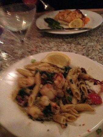 Catch 22: Mediterranean Seafood