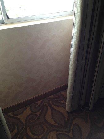 Circus Circus Hotel & Casino Las Vegas: bird droppings by the window...