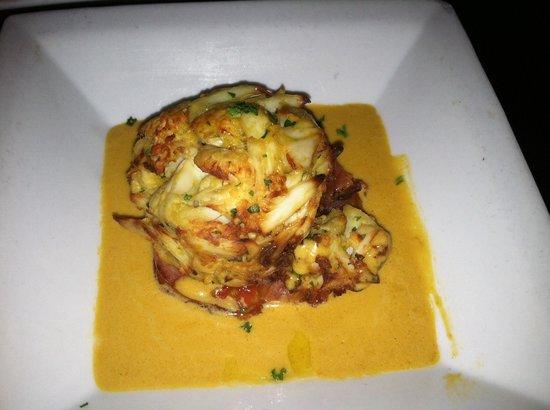 Ceviche Tapas Bar & Restaurant: Crab Cake