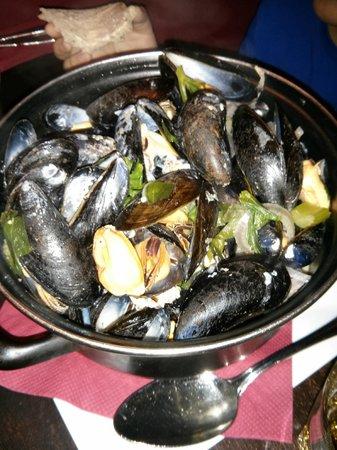 Raphael Restaurant : Mussels