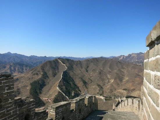 Great Wall at Huanghuacheng : more views