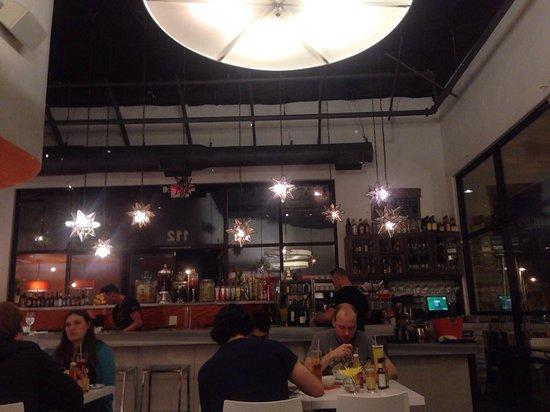 DW Bistro: The bar