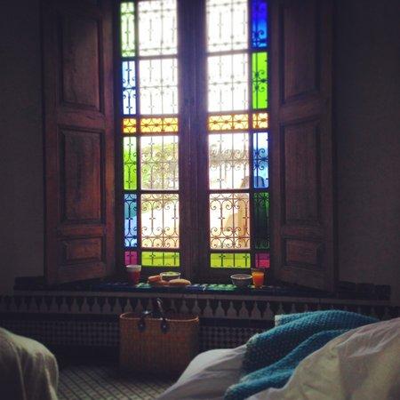 Riad Idrissy : Sleeping in
