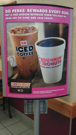 Dunkin' Donuts: Dunkin Donuts in Glastonbury Connecticut