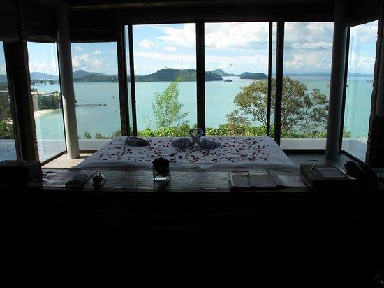 Sri Panwa Phuket : Our bedroom