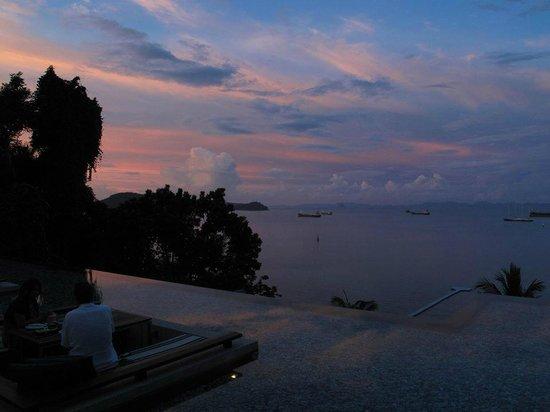 Sri Panwa Phuket Luxury Pool Villa Hotel : Pool house
