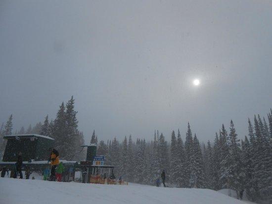 Alta Ski Resort: Afternoon
