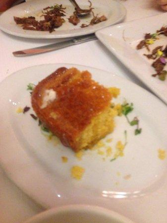 DW Bistro: The cornbread.... Yum