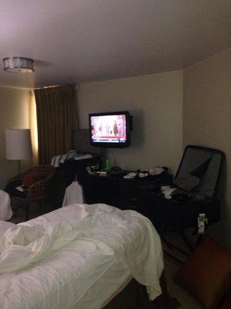La Cabana Beach Resort & Casino : Second bedroom