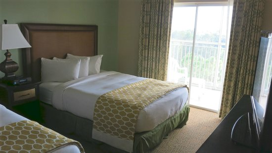 Hilton Grand Vacations at SeaWorld: 2nd Bedroom