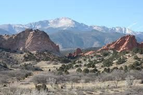 Days Inn Colorado Springs/Garden of the Gods : Garden Of Gods