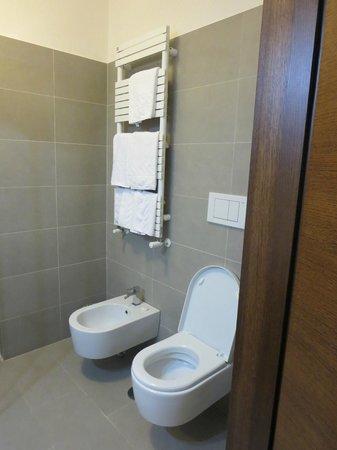 Domus Fontis: toilet