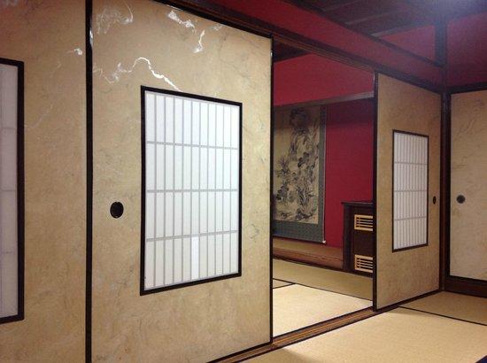 Sumiyoshiya: 赤壁の間
