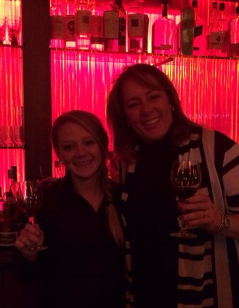 Rev: Maddy is the most fabulous bartender in town! So knowledgable and so friendly! Thank you for you