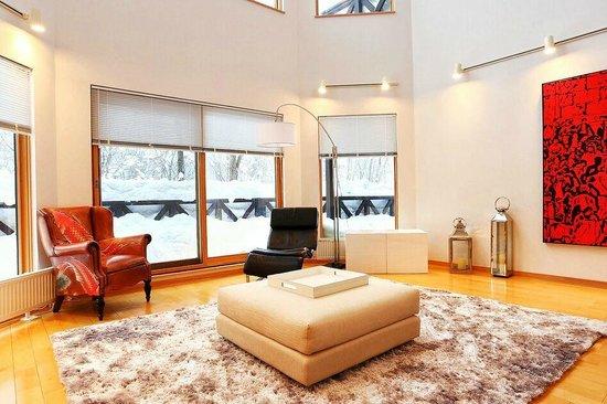 Country Resort Niseko: sitting room