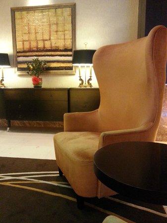 Hatten Hotel Melaka: Nice lobby seats