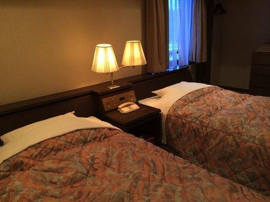 Hotel Karuizawa 1130: ベッドルーム