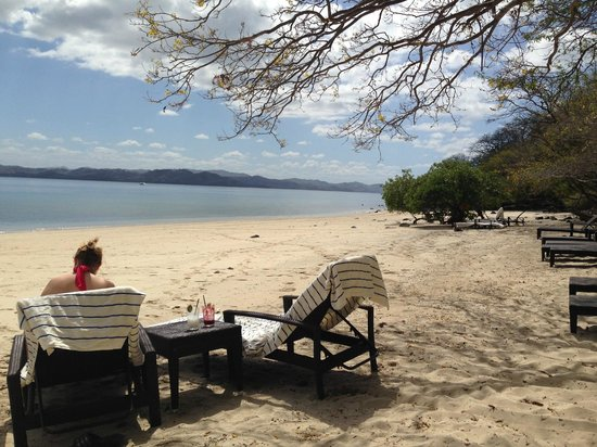 Andaz Costa Rica Resort At Peninsula Papagayo : Ostra Beach (one of two beaches)