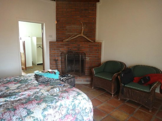 Old Mill Hotel : Room