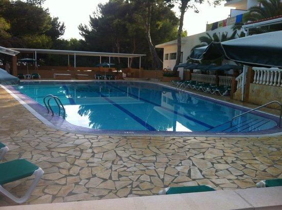 Hotel Entre Pinos: piscina
