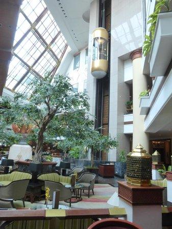 Pullman Khon Kaen Raja Orchid : Lobby