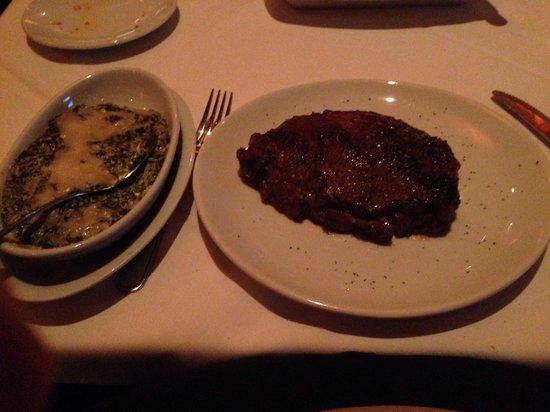 Fleming's Prime Steakhouse & Wine Bar: Delicious !!!