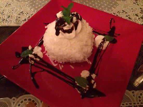 Benjarong Thai Cuisine : Snowball. Mmmmmmmmm