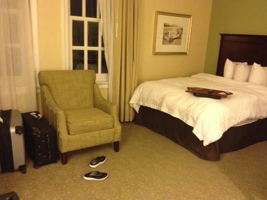 Hampton Inn & Suites Birmingham Downtown - The Tutwiler : Nice room size
