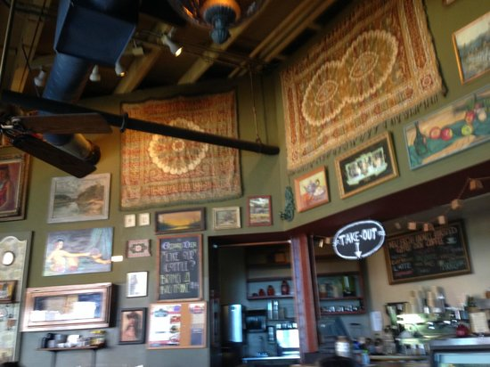 Gypsy Den: Great atmosphere and ambiance!
