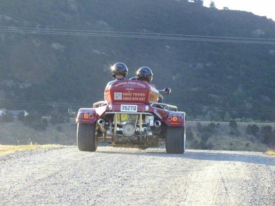 Wanaka Trike Tours