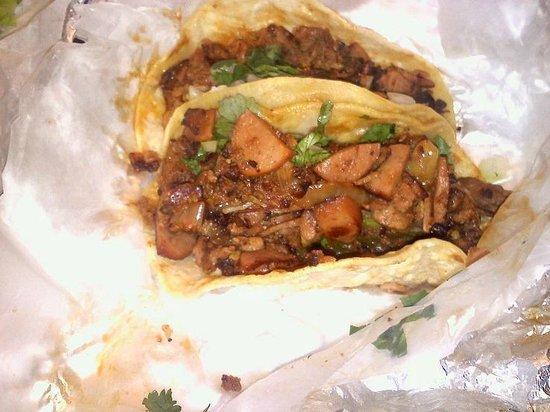 El Taco Loco: Taco Locos