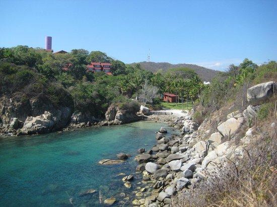 Las Brisas Huatulco The Secret Beach