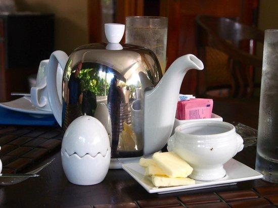 Cadet Hotel: Breakfast