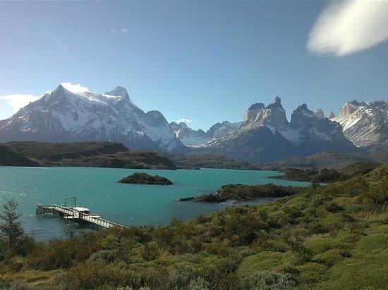 Explora Patagonia - All Inclusive : Vista desde la habitación