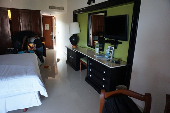 Barcelo Huatulco: our room