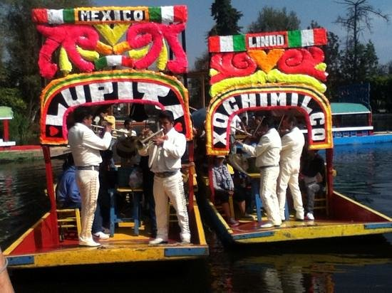 Xochimilco : Mariachis