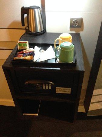 Park Inn by Radisson Oslo Airport: Complimentary tea