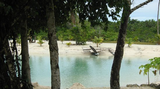 Aquana Beach Resort: ahh the views!