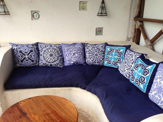 Zanzibar Retreat Hotel : the yard