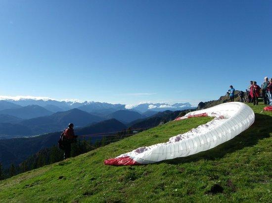 Paraworth Tandem Paragliding: Paraworth