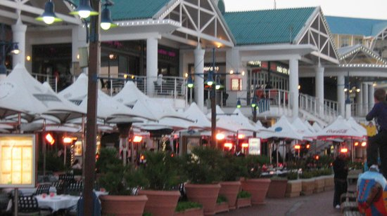 One&Only Cape Town: V&A Waterfront within easy walking distance