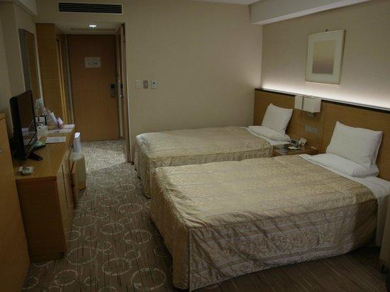 Asakusa View Hotel : View Hotel