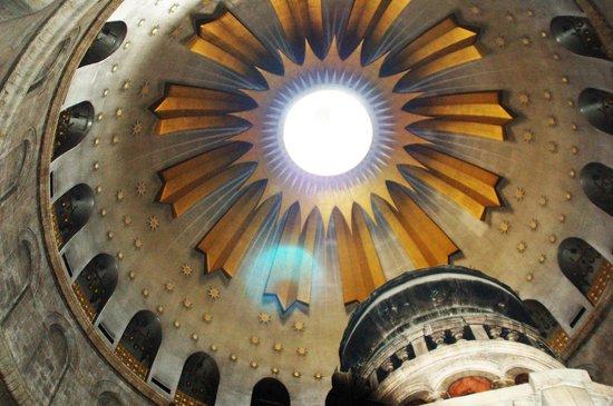 Église du Saint-Sépulcre (Jérusalem) : 2