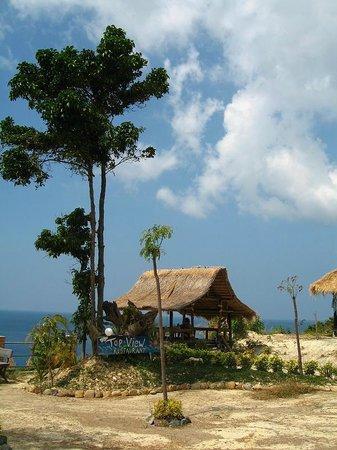 Lanta Top View Resort : беседка кафе Lanta Top View