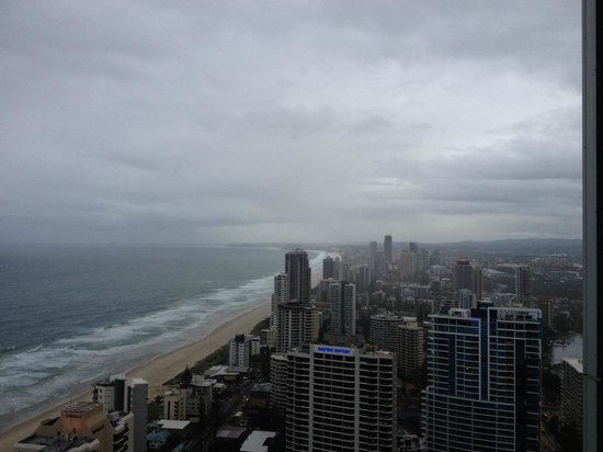 SkyPoint Observation Deck: View