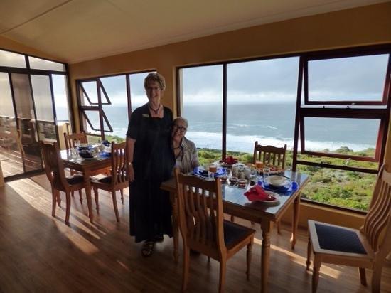 Dana Bay B&B Guest House: das Frühstück