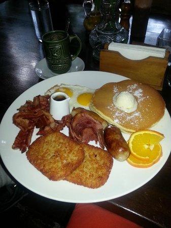 Bag of Beans Cafe and Restaurant: Breakfast Sampler