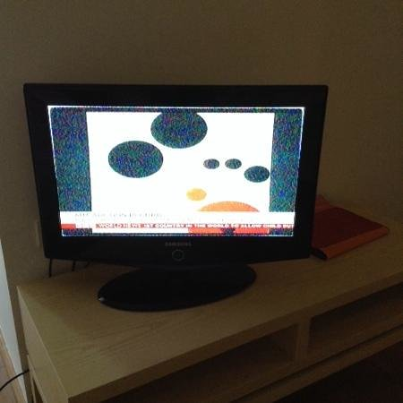 IndoChine Resort & Villas: tv signal could be better