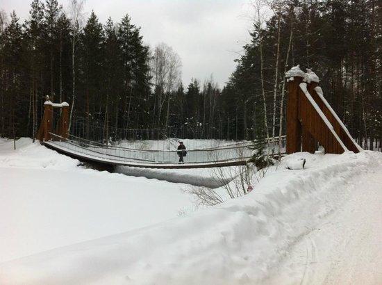 Cronwell Park Yahonty Noginsk: Мост желаний