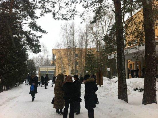 Cronwell Park Yahonty Noginsk: територия отеля
